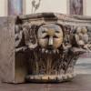 chapiteau_indien_bois_sculpte_vue_cote